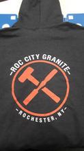 Roc City Granite Custom Screen Print Hoodie