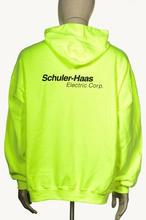 Schuler-Haas High Vis Hoodie