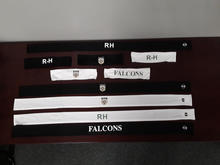 RH Falcons Custom Head Bands