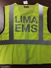 vest, hi vis vest, safety vest, custom s