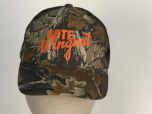 Custom Camo Hat