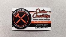 Roc City Granite Custom Magnet