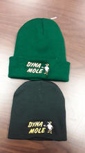 Dyna Mole Embroidered Winter Hats