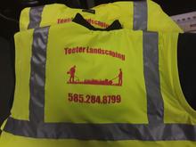 Teeter Landscaping Custom Jacket