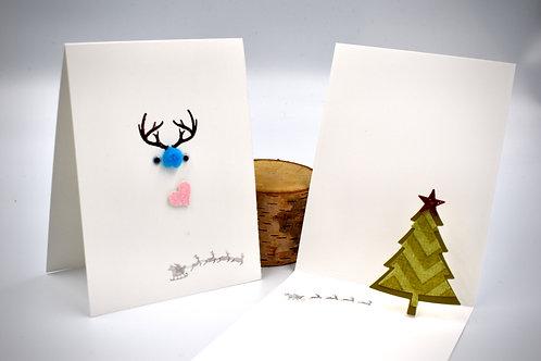 Christmas: Rudolf 02