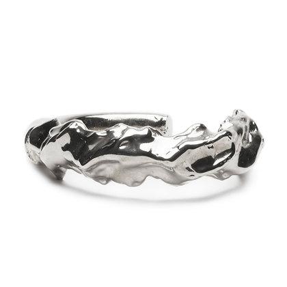 MOLTEN CUFF | Silver