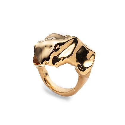 Molten Ring | Gold
