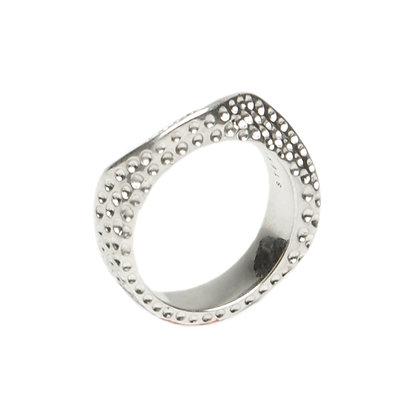 Lithop Ridge Ring | Sterling Silver
