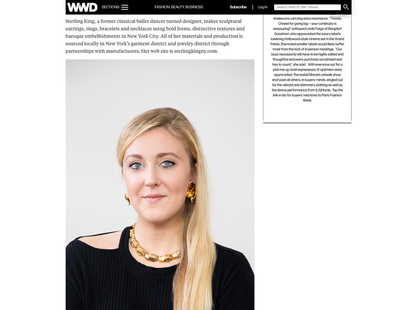 WWD - Business News