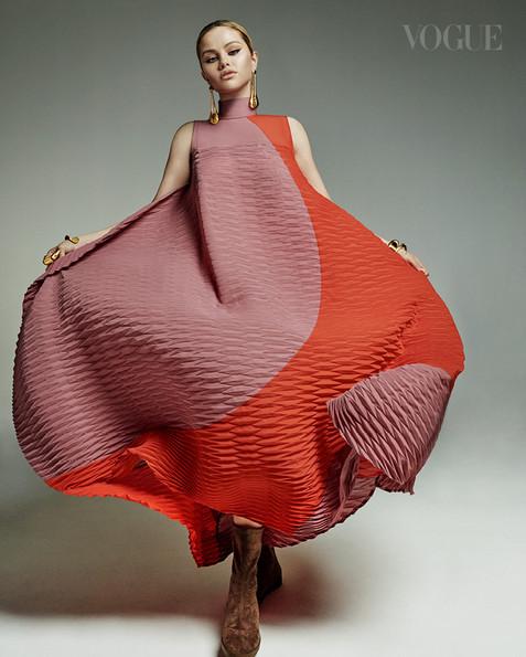 Selena Gomez, Vogue Australia