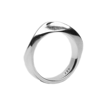 Magma Ridge Ring | Sterling Silver