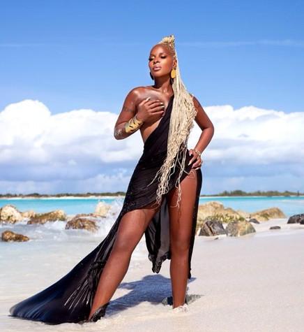 Mary J. Blige - January 2020