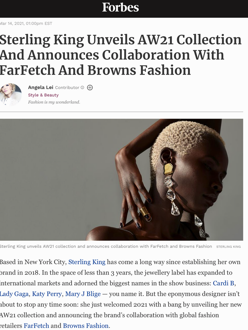 Forbes-Sterling-King-unveils-aw21-browns