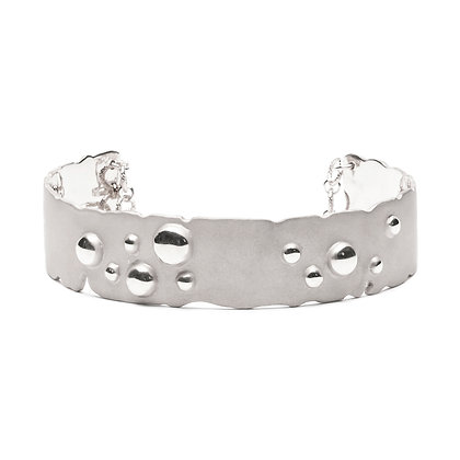 Frosted Bubble Choker