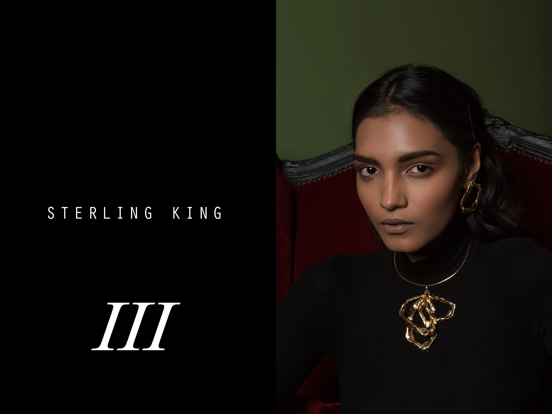 STERLING KING NY | JEWELRY LOOKBOOKB | VOL III