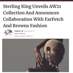 Sterling King in Forbes