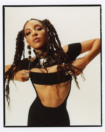 Tinashe wears Sterling King
