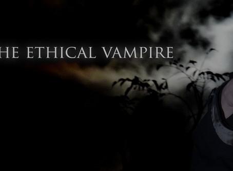 Ethical Vampirism: A Manifesto