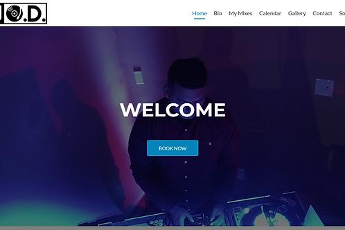 New Company Website or Website Re-Design Complete (4-7 days)