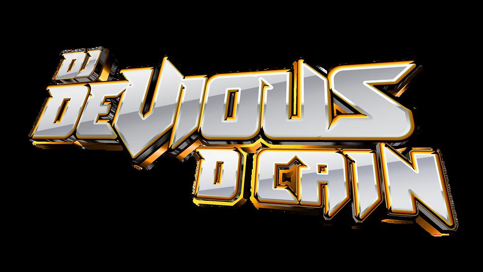 Full Color Custom 3D Logo Design