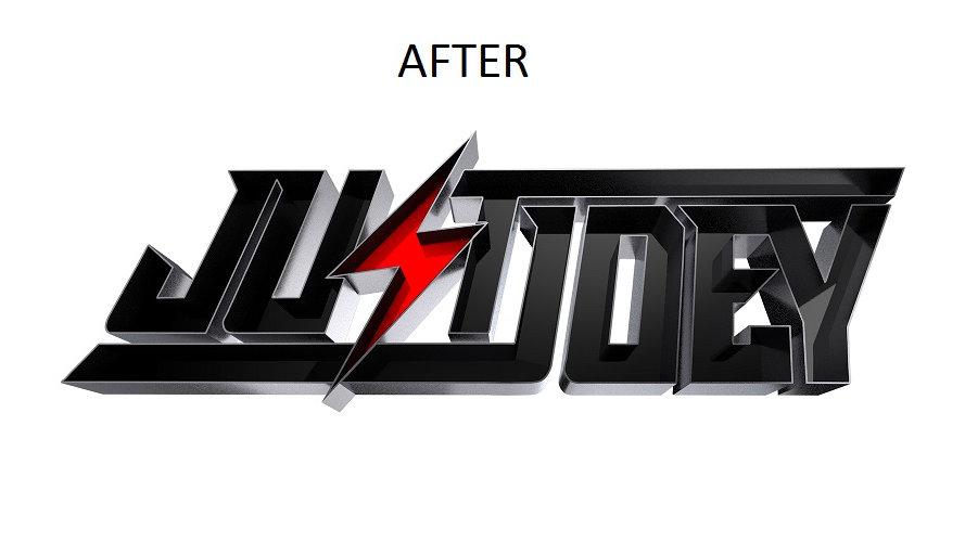 Transform your 2D logo into 3D