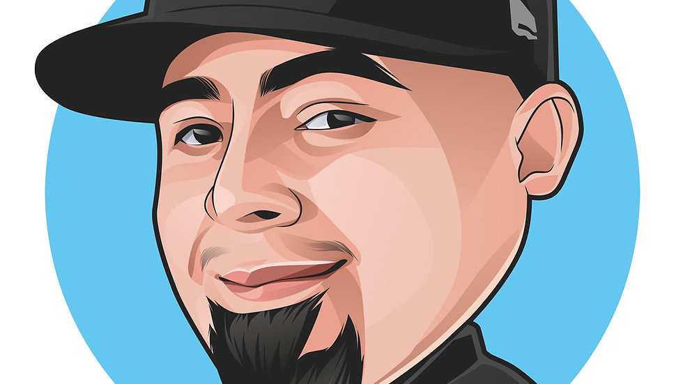 Big Head Cartoon AVATAR from your pic