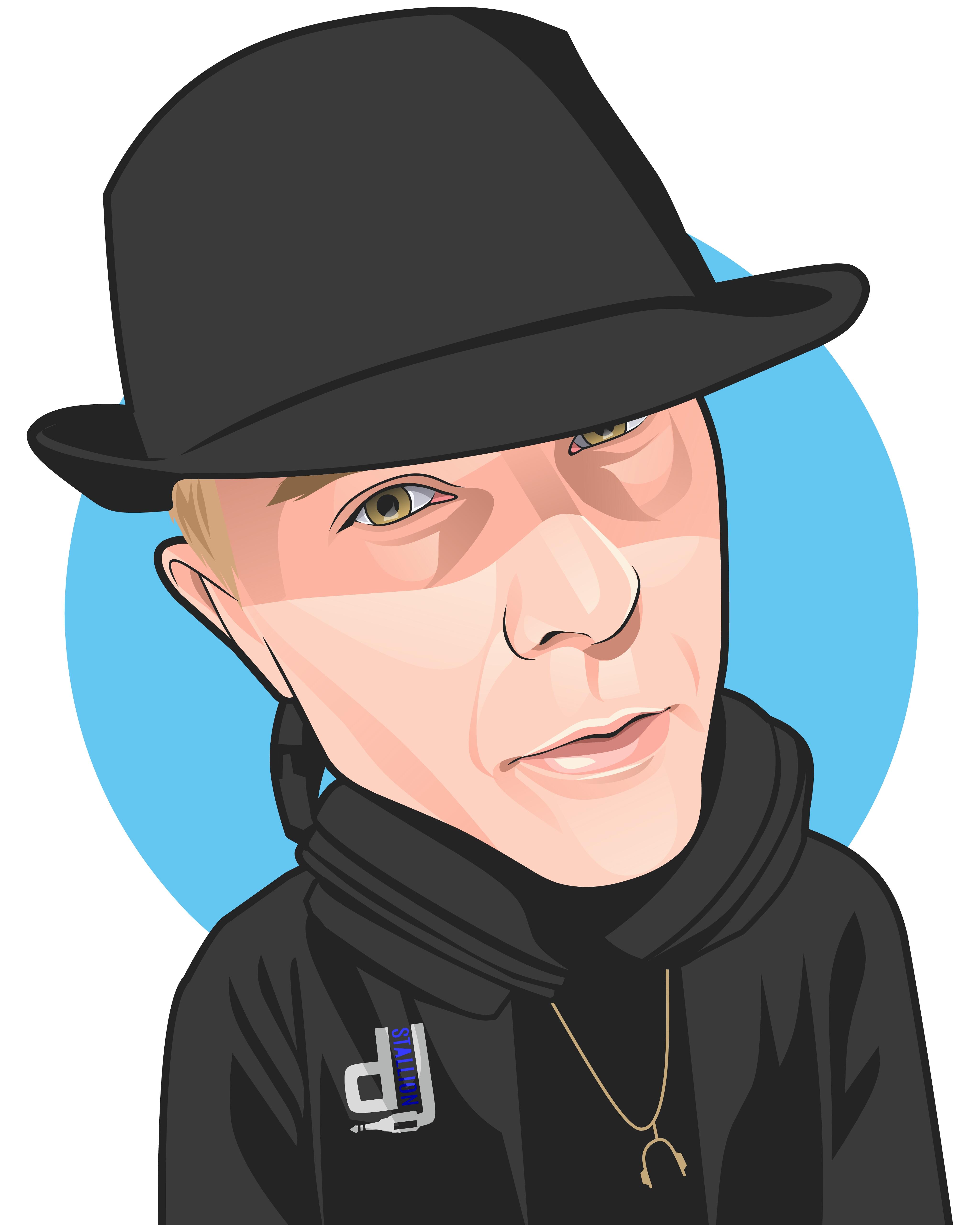 DJ Stallion by VectorHugoMEDIA