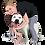 Thumbnail: Pet and Owner Cartoon (cute dog or cat)