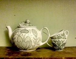 Heackel collection - tea set