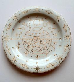 Ufo plate