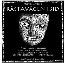 Råstavägen CD cover