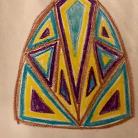 Triangle Colorblock