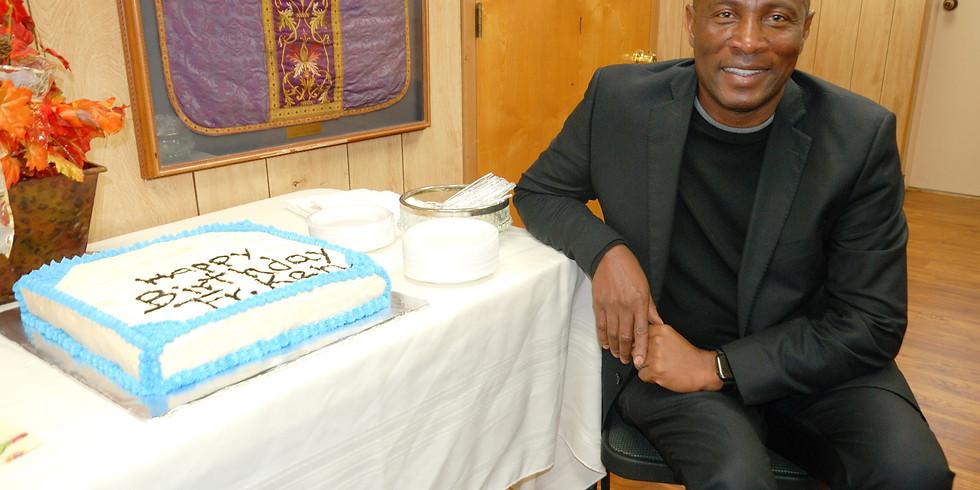 Celebrate Fr. Ken's Birthday
