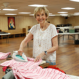 Sewing Good Deeds