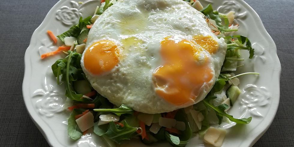 Cursus Natuurlijke Voeding - les 2: Lunch