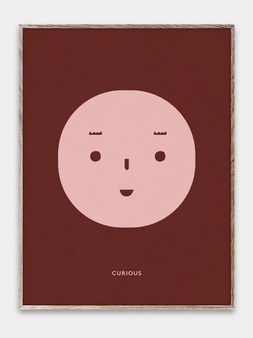 Curious MADO Poster