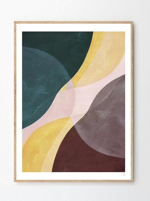 Berit Mogensen - Yellow Flow