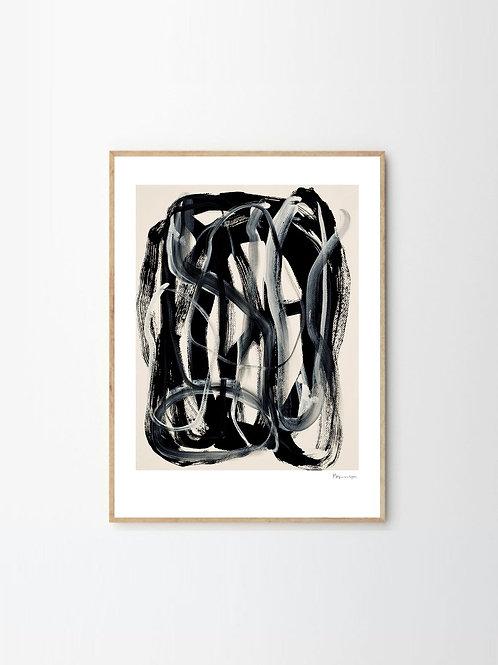 Berit Mogensen Lopez - Black & White