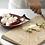 Moebe Copenhagen Schneidebrett aus Eiche zum schneiden von Gemüse