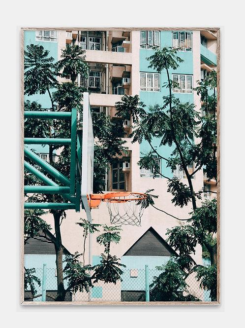 Kasper Nyman - Cities Of Basketball