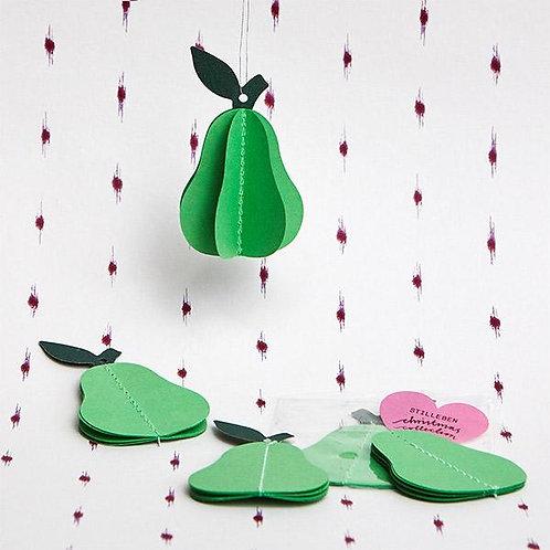 Stilleben - Christmas Collection Pear Green