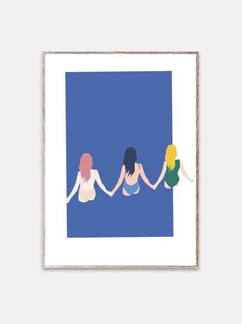 Helena Ravenne  - Girls Paper Collective
