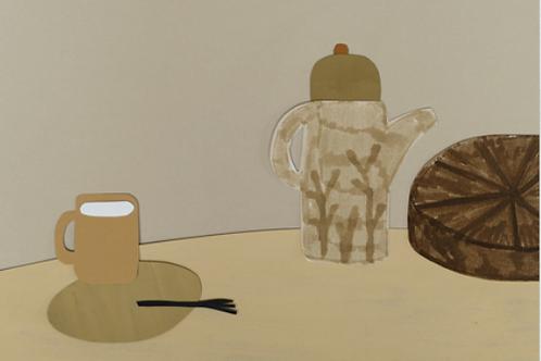Kinder A4 Poster - Ted &Tone Tea & Cake
