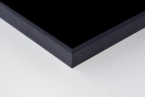 Nielsen Alpha Bilderrahmen mit Echtholz Furnier Grau