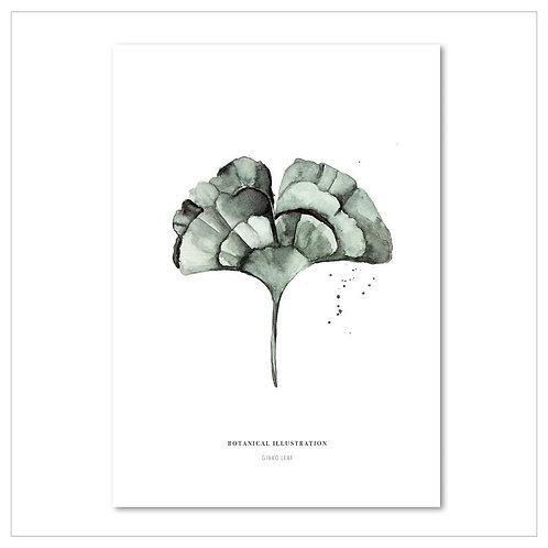 Leo La Douce - Ginko Leaf