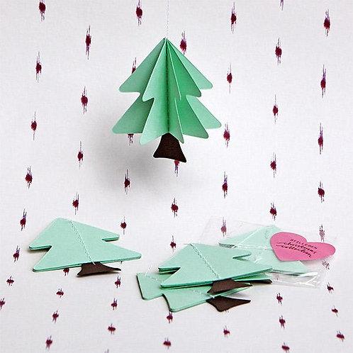 Stilleben - Christmas Collection Tree Green