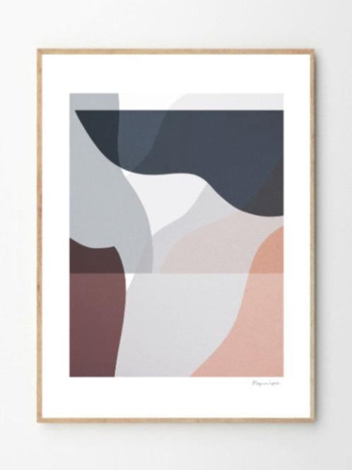 Berit Mogensen Lopez - Soft Lines