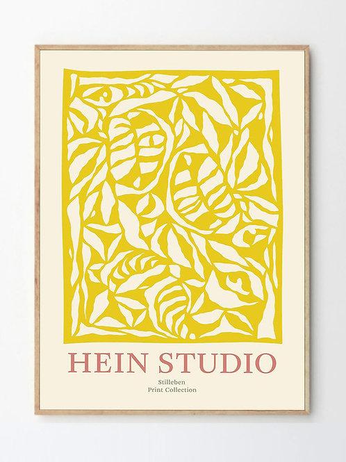 Stilleben - Hein Studio Heliconia Lemon