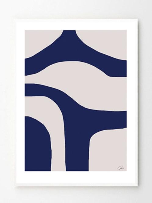 Berit Mogensen Lopez - Blue Grey