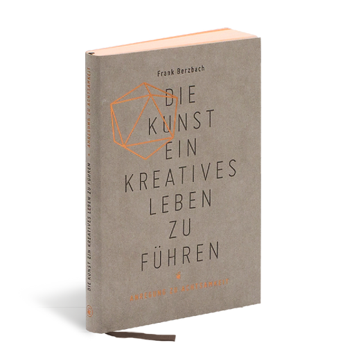 Buch von Frank Berzbach vom Hermann Schmidt Verlag für Kreative zum Lesen